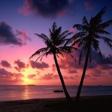 tropical-island-beach-sunset-wallpaper-1